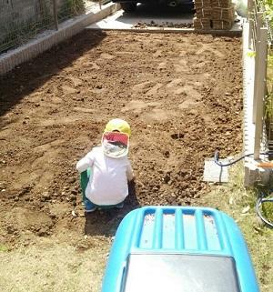 芝生DIYの準備と費用